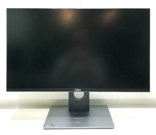 """Dell S2716DG 27"""" Used LED QHD 144ms G-SYNC Gaming Monitor - BLACK Scratches"""