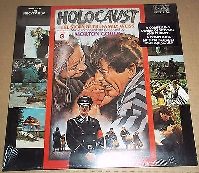 HOLOCAUST Story of the Family Weiss Music by MORTON GOULD - RCA ARL1-2785