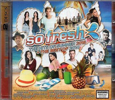 Summer 2015 + Best 2014 (2 x CD) Ariana Grande/Sam Smith/5SOS/Sigma Paloma...