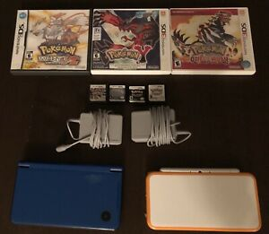Nintendo 2DS XL and DSi XL Bundle