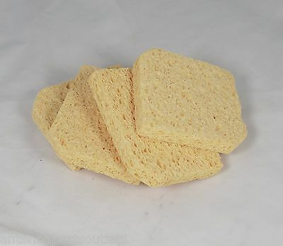 American Beauty 480s Replacement Sponges For One Pass Soldering Tip Cleaner