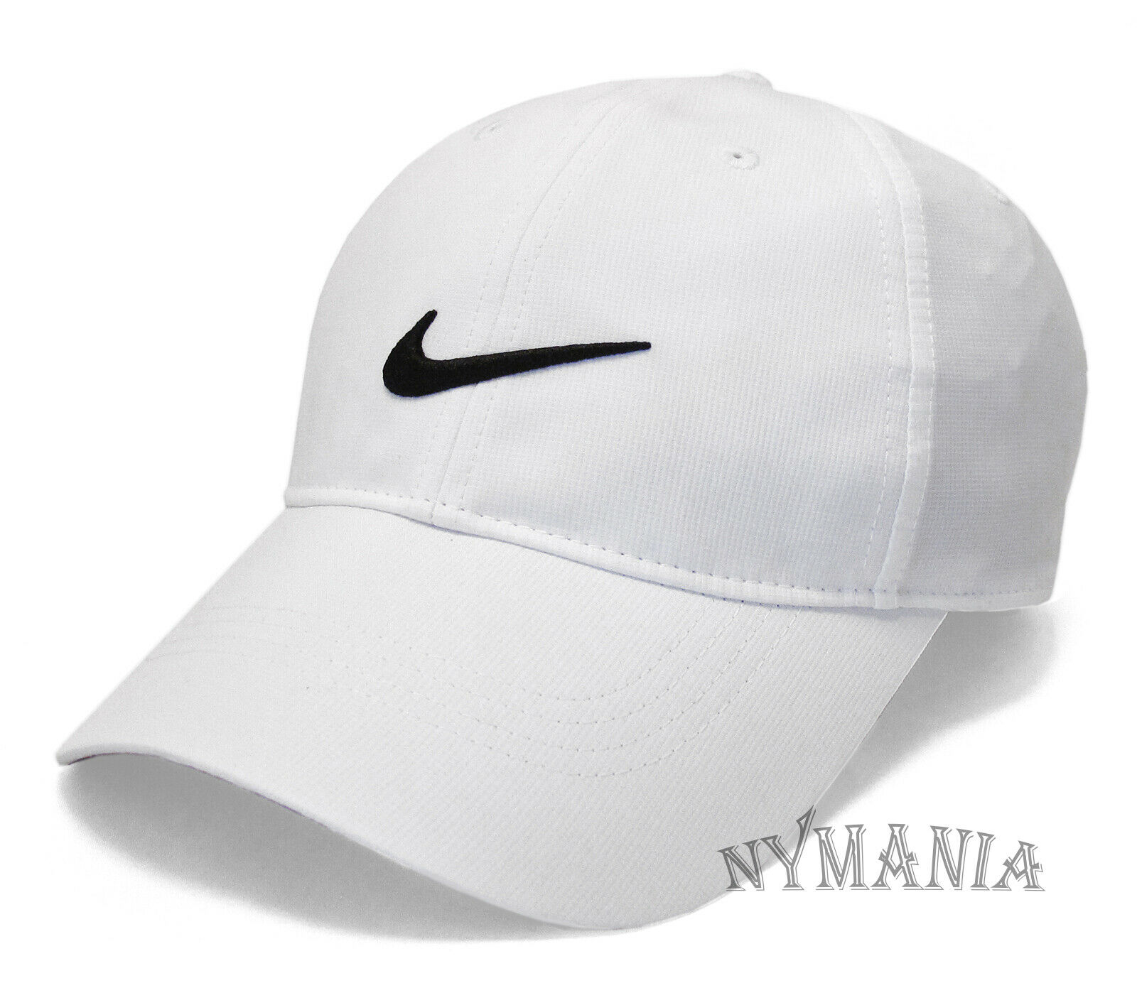 NIKE GOLF Unisex Legacy91 Tech Cap/Hat - Adjustable - White