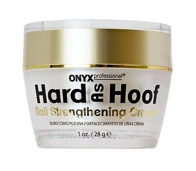 Hard as Hoof Nail Strengthening Cream 1oz Nail Strengthener | Onyx Professional