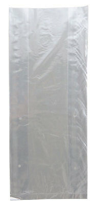 Plastic Bags-clear Unprinted Produce Bags 6x3x15 0.80 Mil
