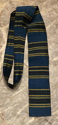 1960s – 70s Men's Ties | Skinny Ties, Slim Ties Vintage  Rooster  Thai Silk Tie 1960's Mint $19.99 AT vintagedancer.com