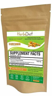 Turmeric Curcumin 95% Natural Turmeric Root Extract Powder P