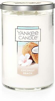 2-Wick Tumbler Candle, Yankee Candle, 22 oz (Large) Coconut Beach Large 2 Wick