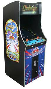 GALAGA 60 GAMES INCLUDED  STAND UP MACHINE NEW WARRANTY