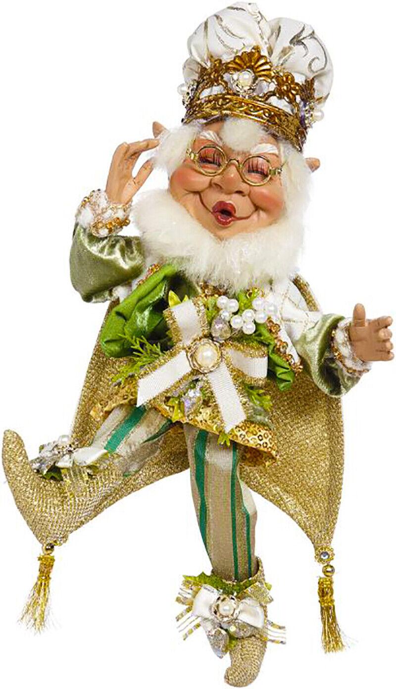 """[Mark Roberts Elves - Mistletoe Magic Elf 51-05536 Small 11.5"""" Figurine </Title]"""