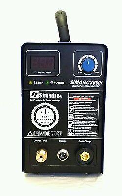 Plasma Cutter Power Ct3600i Igbt 36a Dc Inverter 220v 8mm Cut Simadre