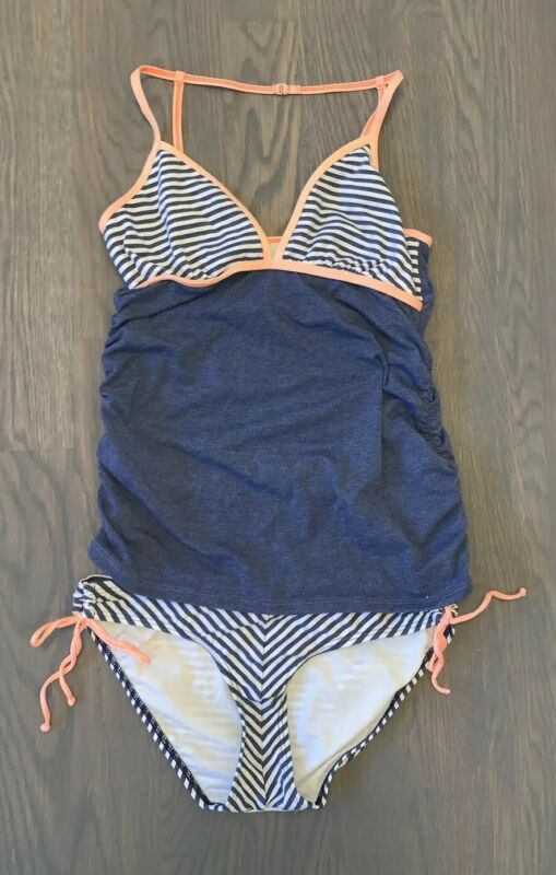 Splendid Maternity Swim Suit Sz Medium