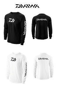 DAIWA-VECTOR-LONG-SLEEVE-T-SHIRT-various-sizes