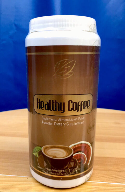 healthy people , healthy coffee 11.9 oz- SEAL - FAST SHIPPING!