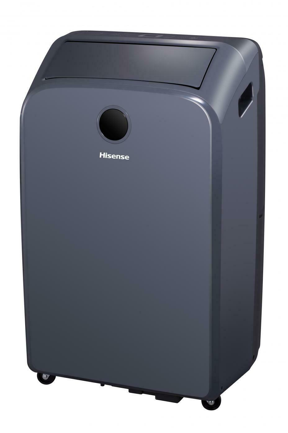 Photo Hisense 12,500 115-Volt Portable Air Conditioner with Heat and Remote