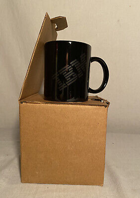 New Linyi IBM Logo Coffee Mug Cup Employee Gift