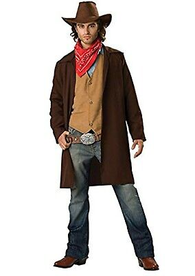 Rawhide Renegade Costume (Large Rawhide Renegade Mens Cowboy Halloween)