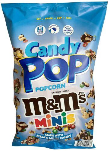 Candy Pop Popcorn M&M
