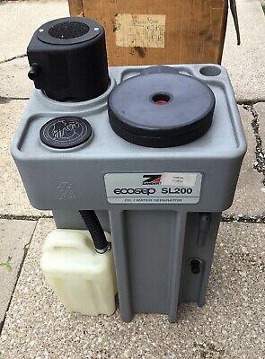New Zander Ecosep Sl200 Oil Water Separator