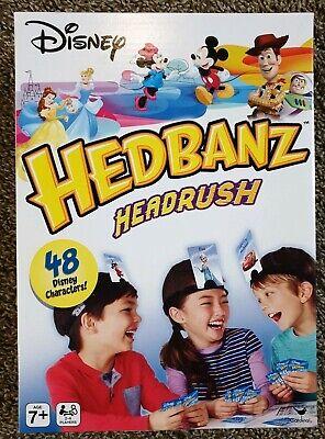 New Disney Hedbanz - Headrush by Cardinal