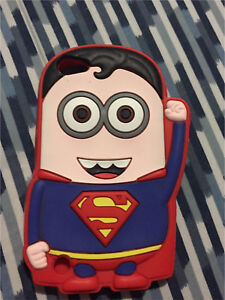 Minion Superman iPod Touch Case