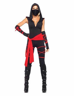 New Halloween costume