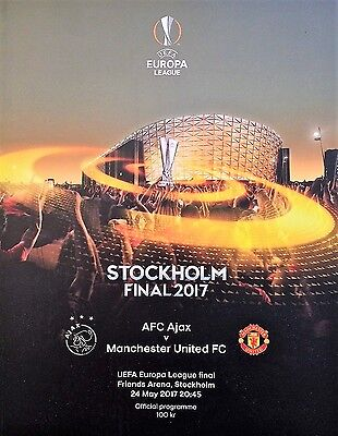 Manchester United v Ajax - UEFA Europa League Final - 24 May 2017 - IN STOCK NOW
