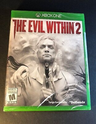 The Evil Within 2 (XBOX ONE) NEW