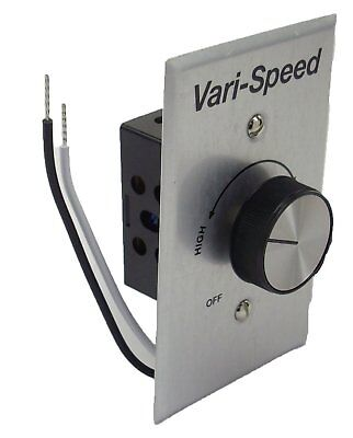 KB Electronics 8811012 Solid State Variable Speed AC Electric Motor Control -