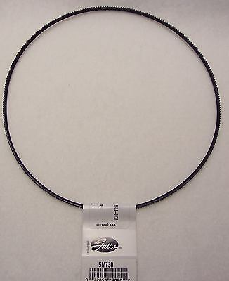 5m730 Continental Gates V- Belt 9x20 Lathe Harbor Freight Grizzly