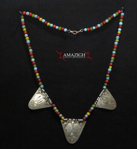 Old Tuareg Necklace – SHATSHAT – Niger