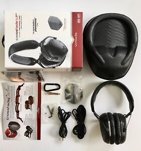 V-MODA Limited Edition Crossfade LP2 Headphones (Matte Black)