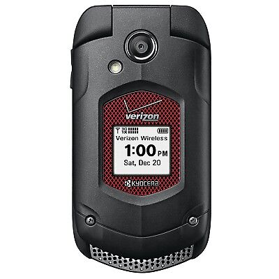 Kyocera DuraXV + E4520 PTT (Verizon) Prepaid Page Plus 3G Rugged Flip Cell Phone for sale  Shipping to Canada