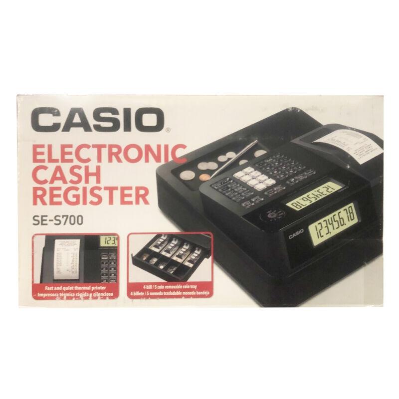 Casio SE-S700 Electronic Cash Register