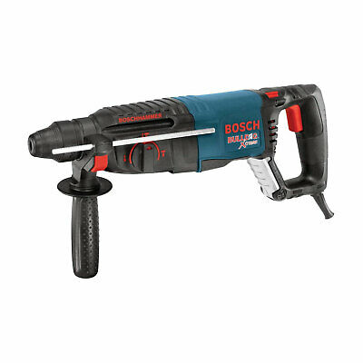 Bosch Bulldog Xtreme 8 Amp 1 Inch Sds Plus D-handle Rotary Hammer Drill Used