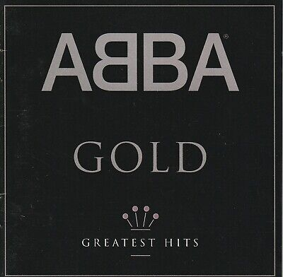 ABBA Gold Greatest Hits Music CD