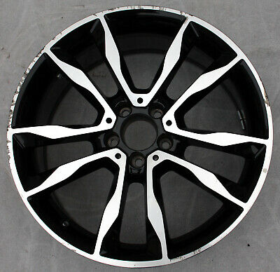 1x Original 19 Zoll Mercedes Benz Felge GLA W156 X156 8Jx19 ET43,5 A1564010400
