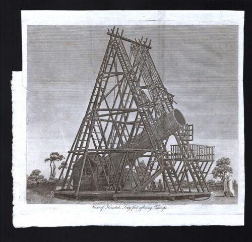 1809 Astronomy Print Herschel