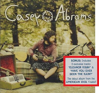 Casey Abrams by Casey Abrams (American Idol) (CD, Sep-2012) with 2 BONUS TRACKS