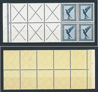 DR Flugpost 1931 H-BL Nr: 49B  tadellos Postfrisch KW 500 M€
