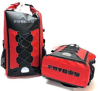 Fatboy Backpack Cooler Dry Bag Kayaking, Rafting, Canoeing Waterproof