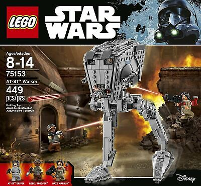 LEGO Star Wars Rogue One - Rare - 75153 AT-ST Walker - New & Sealed