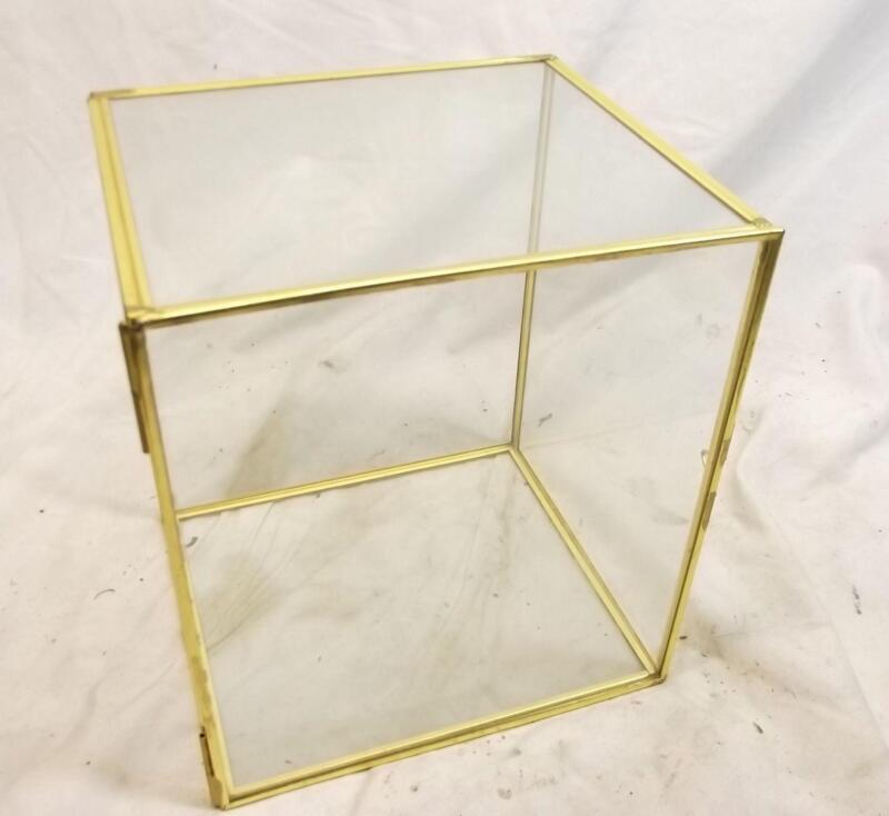 Glass Display Box Ebay