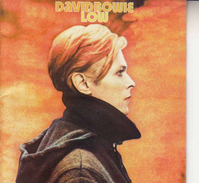 DAVID BOWIE - LOW ★ CD Album