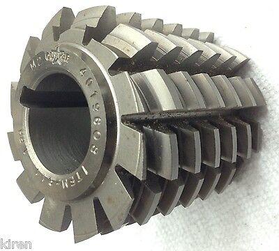 Star Hob M2 Cutter 4019608 Item-911 1 Rh 10 Spline Fin Wd1439 La 3 7 3x3x1.25
