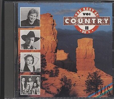 Best of 90's Country 2 (EMI - Pirates Of The Mississippi, Garth Brooks, Lac (Best Of Garth Brooks Cd)