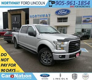 2016 Ford F-150 XLT | NAV | PWR SEATS | SPRAY LINER | SPORT PKG
