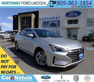 2019 Hyundai Elantra Preferred | HTD SEATS/WHEEL | SUNROOF | PUS
