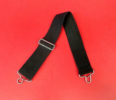 AN-6530/B-7 REPLACEMENT GOGGLE STRAP BLACK IN COLOR