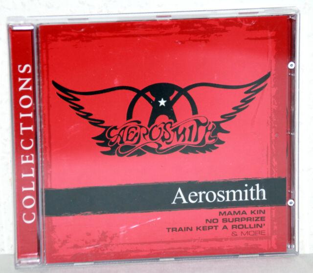 CD AEROSMITH - Collections