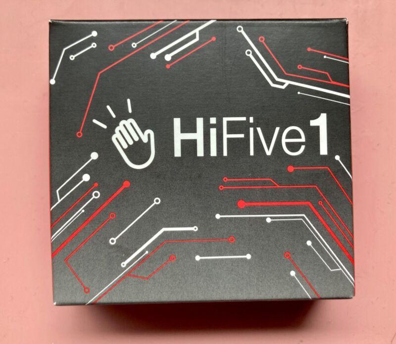 HiFive1 Rev Bby SiFive - FE310-G002